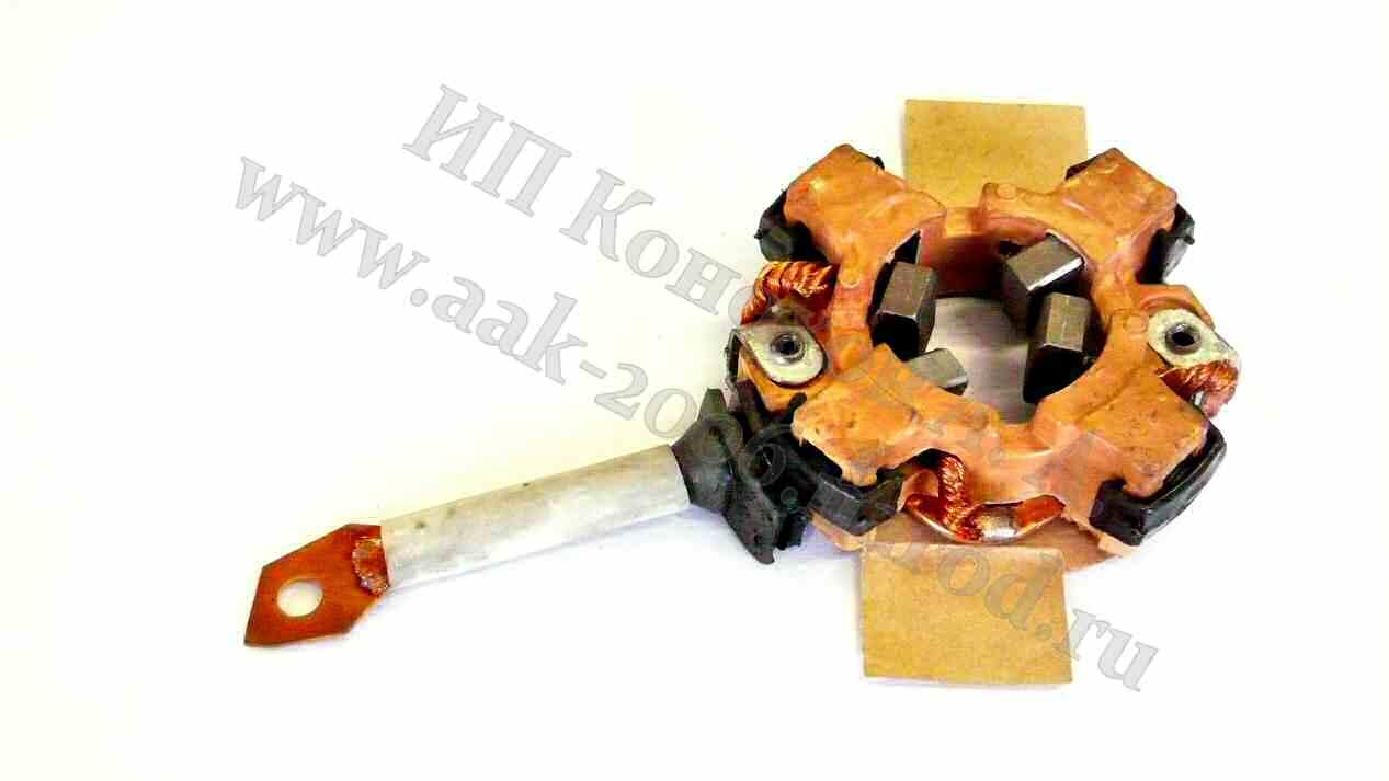Фото №4 - щеточный узел стартера ВАЗ 2110
