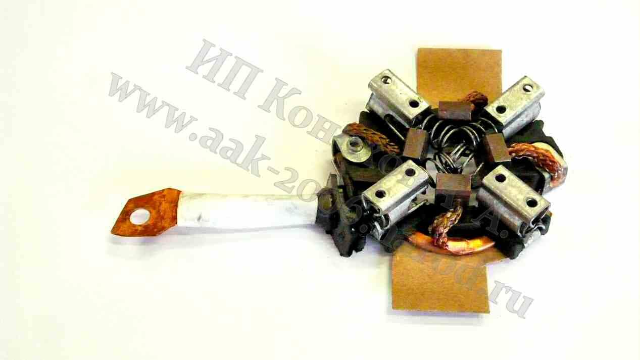 Фото №14 - щеточный узел стартера ВАЗ 2110